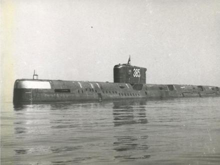 АПЛ К-56